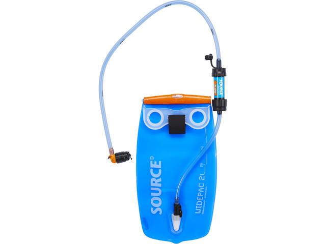 SOURCE Widepac 2l blauw